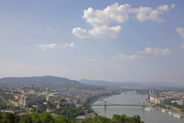 danube river n cityscape