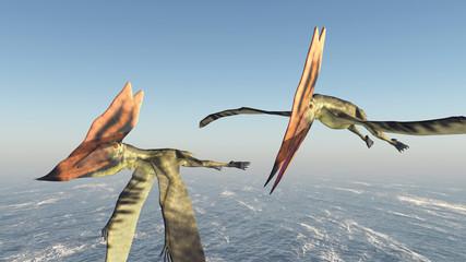 Flugsaurier Thalassodromeus