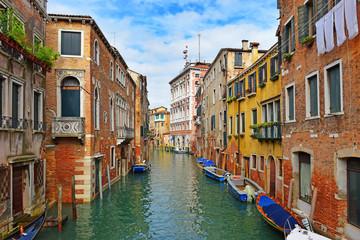 urban landscape of old Venice