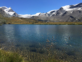 Rothorn Lac Zermatt