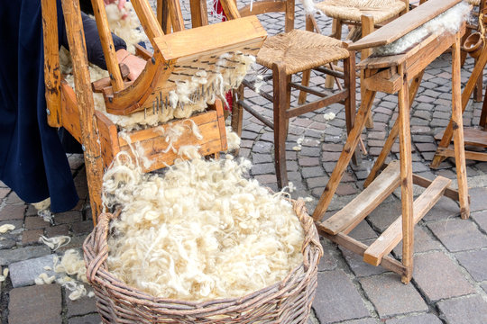 hand carder wool carding cotton