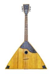 Old balalaika