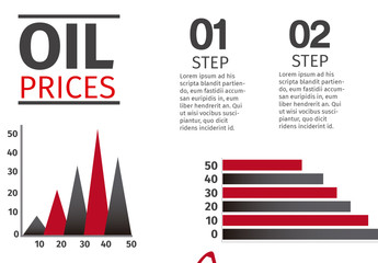 Basic Oil and Energy Finance Infographic
