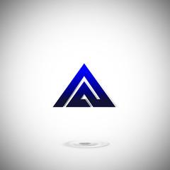 A, Letter A, logo A, Symbol A