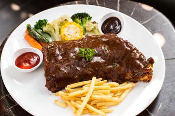 Barbeque Pork Rib