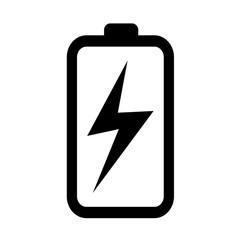 battery icon illustration idesign