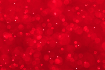 Red festive Christmas elegant abstract background Fotoväggar
