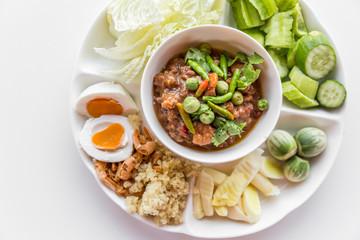 Obraz Thai chili paste - fototapety do salonu