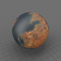 Planet Alien 1