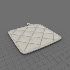 Pot Holder Quilted