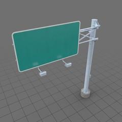Highway Sign 1