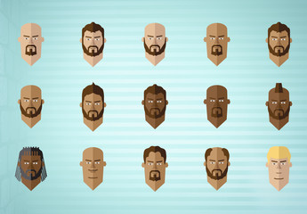 Head Icons Pack