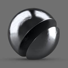 Steel Battered