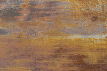 weathered rust metal texture background
