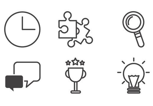 Assorted Web Icon Set