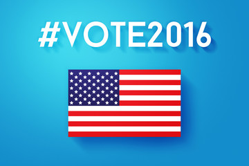 Vote 2016 Tag Elections in America