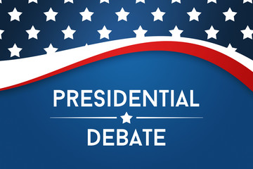 USA Presidential Debate in America
