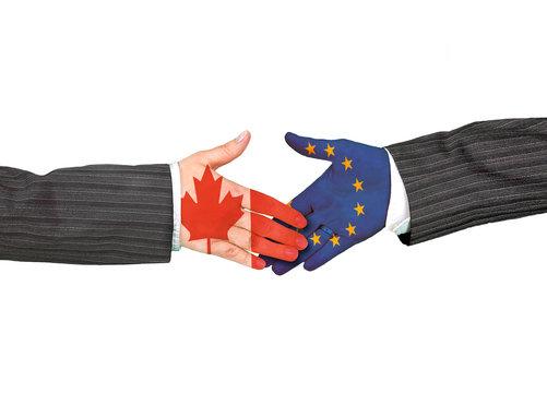 Transatlantisches Freihandelsabkommen CETA