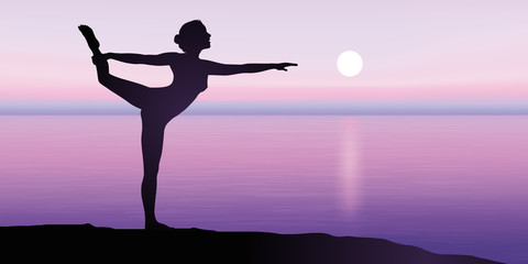 Femme - Zen - Yoga - Méditation - Relaxation