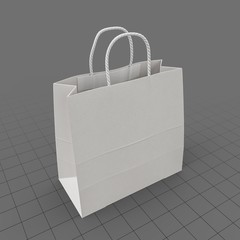 Bag Wire Handled Square