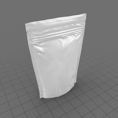 Food Pouch Zip
