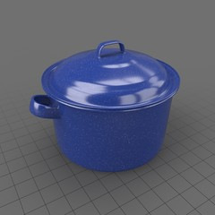 Enameled Dutch Oven