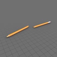 Pencil Broken