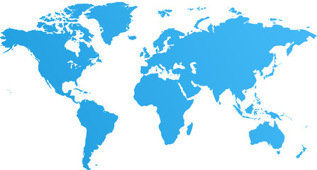 World atlas stock photos and royalty free images vectors and similar world map blank for infographic isolated on white background gumiabroncs Images