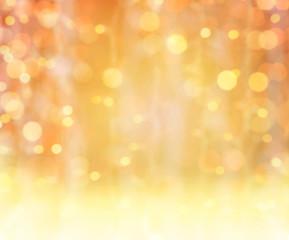 blurred christmas gold holidays lights bokeh