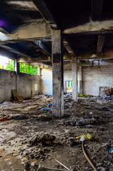 Warehouse, homeless - magazyn, bezdomki