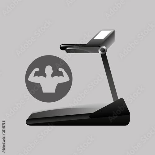 fitness walking machine