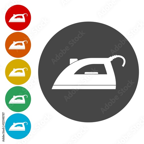 Steam Iron Icon ~ Quot steam iron icon stock image and royalty free vector