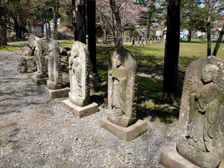 厚岸町の寺院