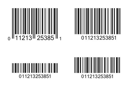 Bar Code Illustration