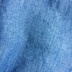 Jeans fabric texture or background and shadow