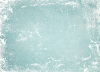 Vintage background - Old green paper background or texture. grunge paper use as background and space for text.