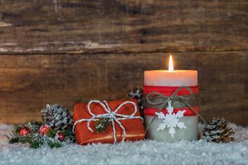 Advent Geschenk Frohe Weihnachten