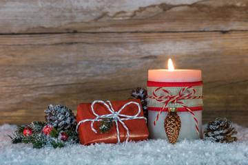 Geschenk Weihnachten Adventszeit Weihnachtsgrüße