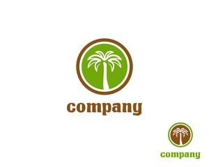 Eco Oasis Logo Template