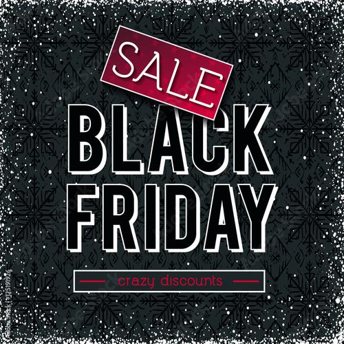 black friday sale banner on patterned background vector stockfotos und lizenzfreie vektoren. Black Bedroom Furniture Sets. Home Design Ideas