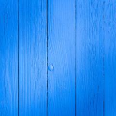Vintage Blue Wood