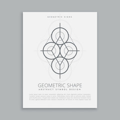 mystic sacred geometry shape
