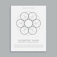 sacred geometry circles
