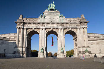 Arch of the Cinquantenaire