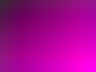 Abstract gradient purple pink magenta colored blurred background