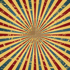 Circus grunge background illustration