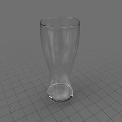 Glass Pilsner Pint 2
