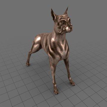 Statue Dog
