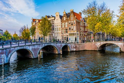 アムステルダムの運河の画像 p1_5