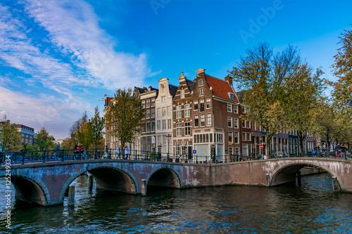 アムステルダムの運河の画像 p1_25